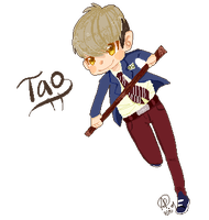 Tao Pixel by Kimchiitazztic