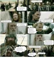 Lord of the Rings Comic 29 by ashantiwolfrider