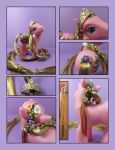 Tangled My Little Rapunzel by maskedzone