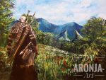Entering Peaceful Lands by Aronja