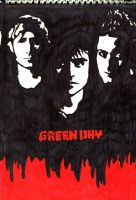 Green Day -Re-Upload- by MusicMayhem399