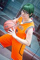 Midorima - Can do it by FujimiyaRan