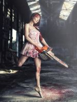 Chainsaw by maxphotodesign