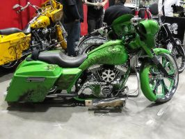Clean Green Bagger 2 by DrivenByChaos
