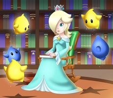 Rosalina: Let Us Begin by SofieSpangenberg