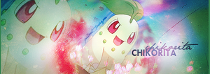 Chikorita by UltimatePassion