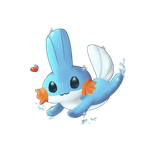 Mudkip by Ponyta3
