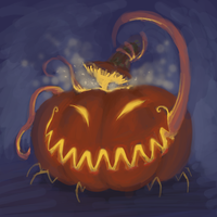 Pumpkinhead '05 by aceIII
