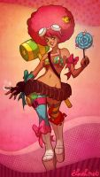atomic lollipop by loish