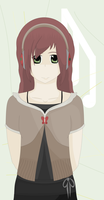 Melody - Another Vocaloid:UTAU Design by Miserable-in-Orange