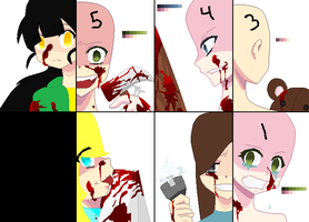 Collab- Slaughter by Peach110