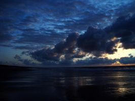 Ameland Sunset 4 by Misterooo
