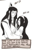 Iroh's Happiness by dulcis-absinthe