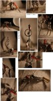 detail '9' poseable Creature by assemblit
