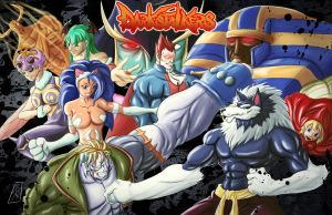 Darkstalkers by joejr2
