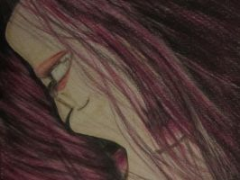 Tarja and her hair by ArtGoldArt