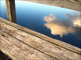 -:The Cloud's Reflection:- by Kyoki-San