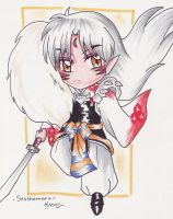 -Sesshomaru- by hesxmyxinu