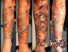 Mon petit poney by BPS-TATTOO