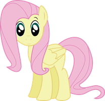 Fluttershy, and stuff by BronyDaimio
