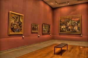 Museum and Veronese by Maylich