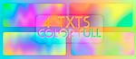 4 TXTs Color Full by Brenlala