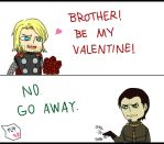 Brother Valentines by CrimsonHorror