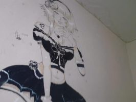 first mural evar by rayitolovesanime