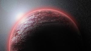 Space Planet HD Wallpaper 2 by puffthemagicdragon92