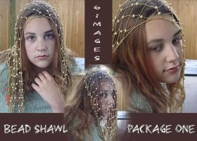 Bead Shawl Package by IthiliamStock