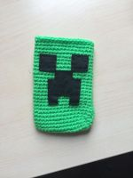 Creeper Mobile Cover by safi-chan
