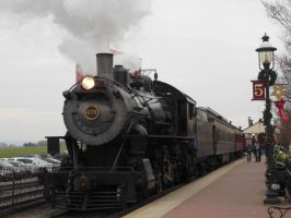 Strasburg Christmas Train 2012 by rlkitterman