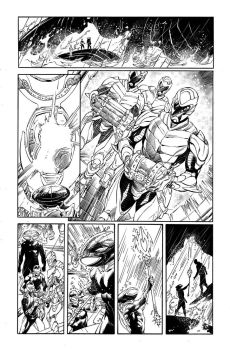 AQUAMAN Issue 13 Page 09 by julioferreira