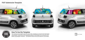 FIAT More Imagination Content - World Travel by alexdeviant21