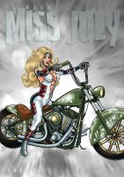 Miss July's Assault Chopper by Kaufee