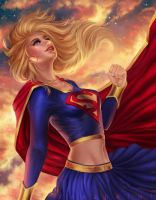 Supergirl by Denahelmi by cerebus873