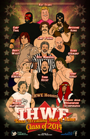 2014 IHWE Texas Wrestling Hall of Fame by TheIronSkull