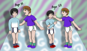 Hourglass-Of-Youth Contest Entry Part 1 by Blood-B0xer