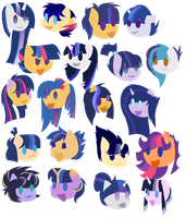 20 FlashLight's by iPandacakes