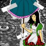 Watermelon Alice by Grim-Heaper