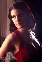 Soft Pinup by Force4Photos