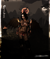 Succubus - Bloody Sinner - Second Life by Jace-Lethecus
