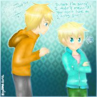 Day 23 OTP Challenge: Arguing by Oyakiss
