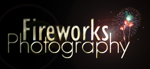 Fireworks Photography 'Logo' by storybox