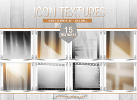Icon Textures 05 - Like Hell by nk-ash