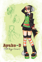Aya-Chan: DrawAnime Contest by crystalAlluvion