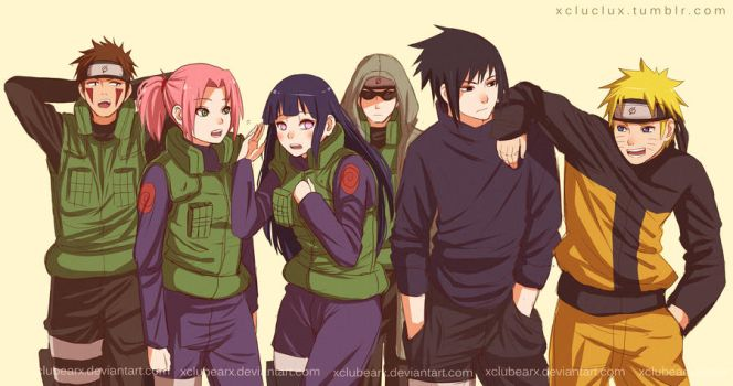 Team 7 + Team 8: Introductions by xCluBearx
