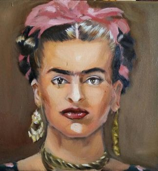 Frida the Great !! by Bohomouse