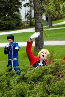Can You See Me Now? [Edward Elric] by BlueWingXIII
