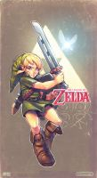 Majoras Mask Link by Odewill
